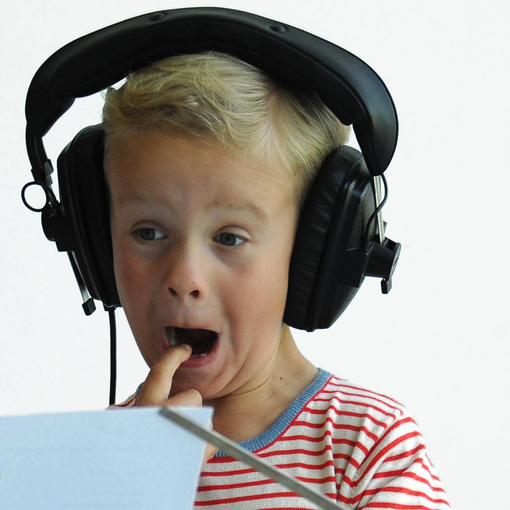 Vlaamse kinderstem | Homestudio